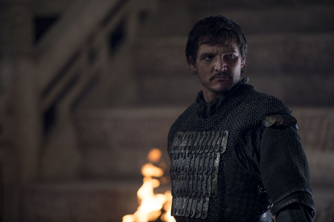 The Great Wall : Bild Pedro Pascal