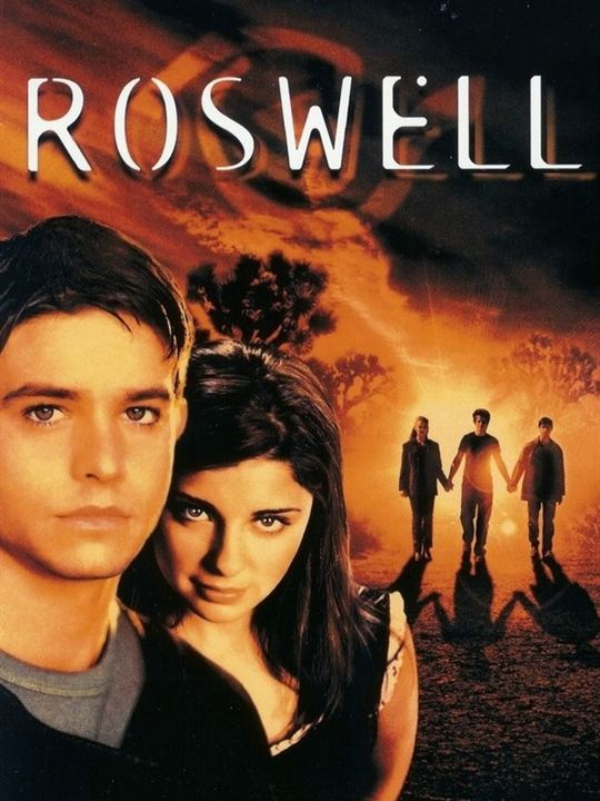 Roswell : Kinoposter