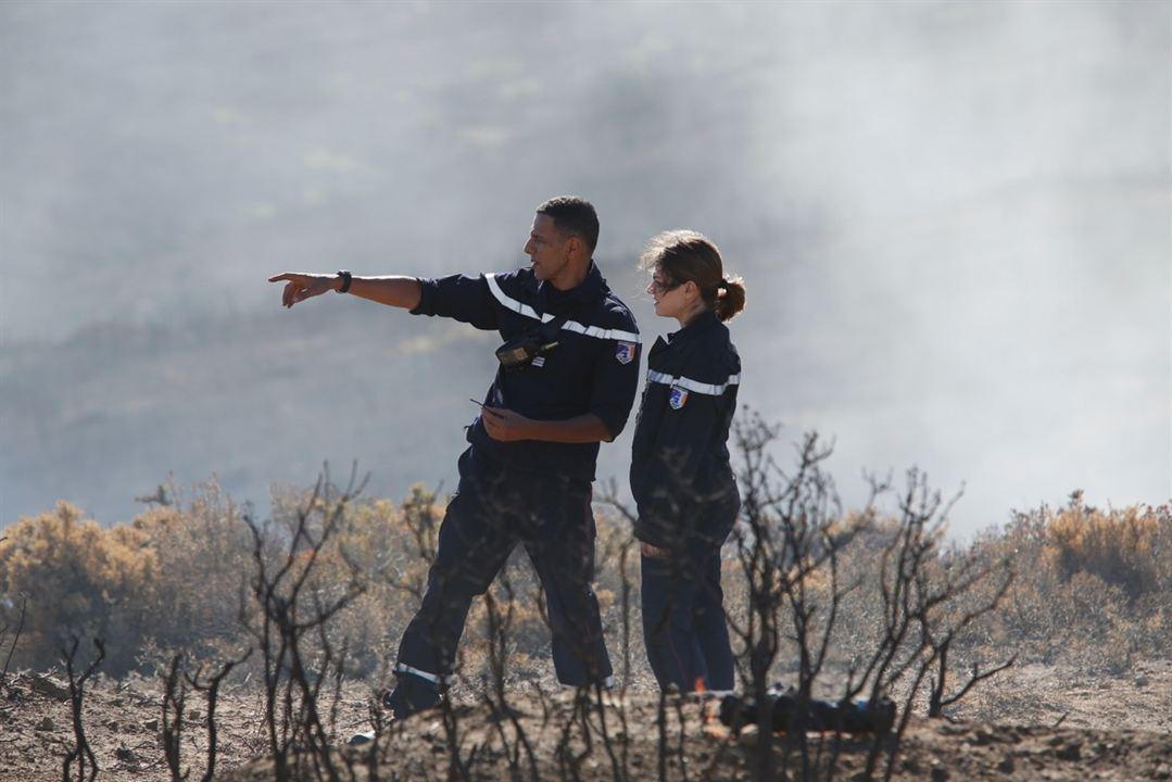 Gegen die Flammen : Bild Emilie Dequenne, Roschdy Zem