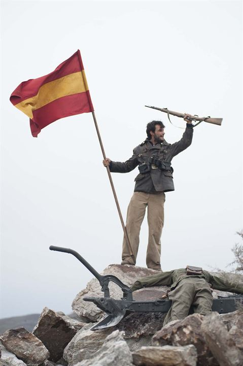 Glaube, Blut und Vaterland : Bild Rodrigo Santoro