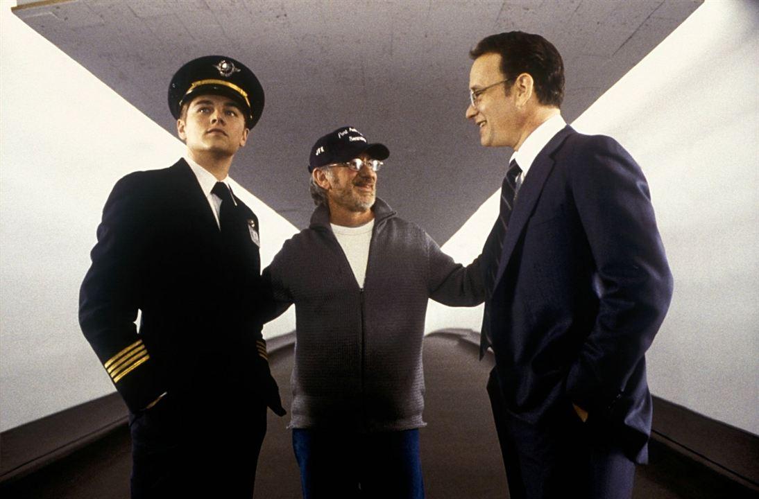 Catch Me if You Can - Mein Leben auf der Flucht : Bild Leonardo DiCaprio, Tom Hanks