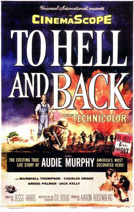 Zur Hölle und zurück : Kinoposter