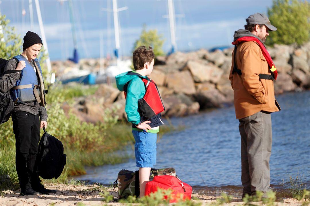 Der Schatz von Walton Island : Bild Benjamin Stockham, Jason Patric, Justin Kelly (III)