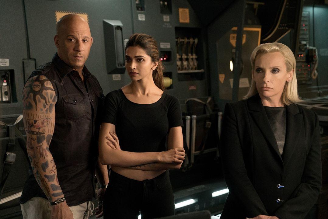xXx 3: Die Rückkehr des Xander Cage : Bild Deepika Padukone, Toni Collette, Vin Diesel