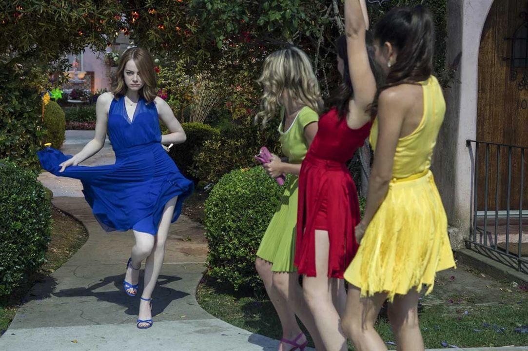 La La Land : Bild Emma Stone