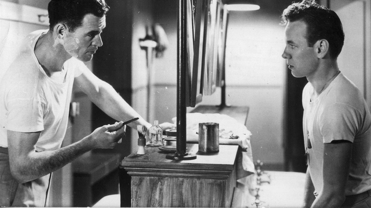 Kreuzfeuer - Crossfire : Bild Robert Mitchum, Robert Ryan