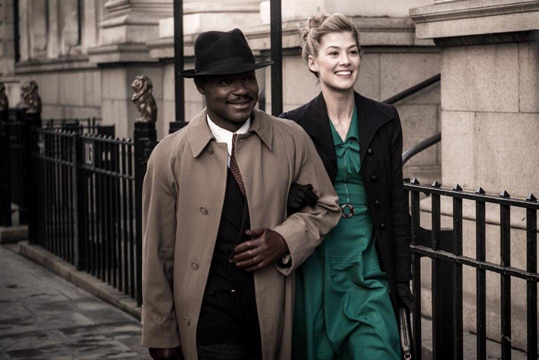 A United Kingdom : Bild David Oyelowo, Rosamund Pike