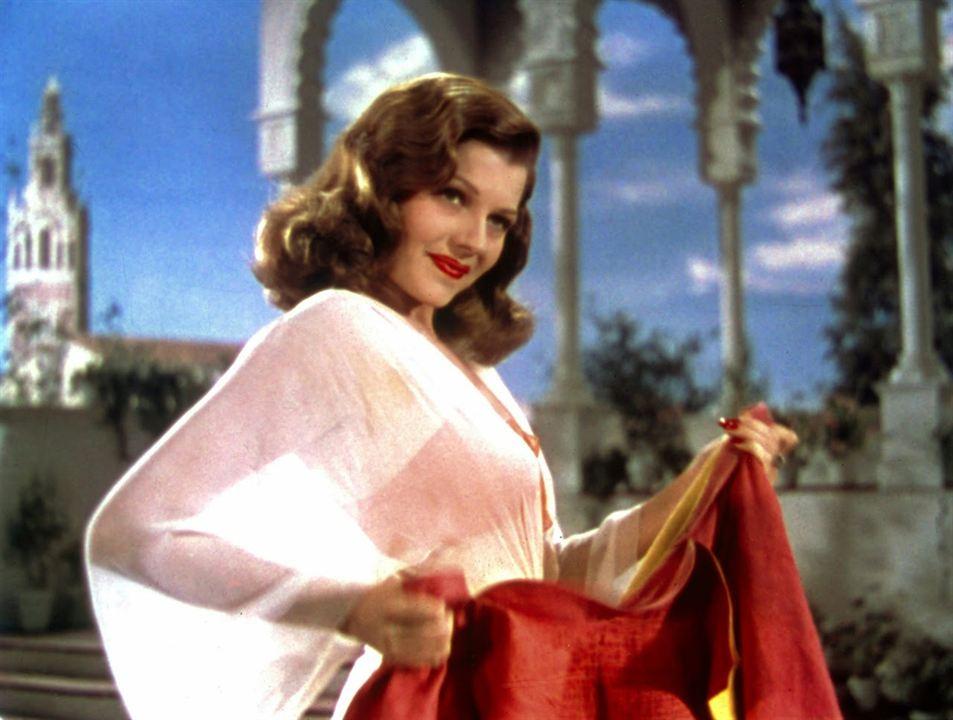 König der Toreros : Bild Rita Hayworth