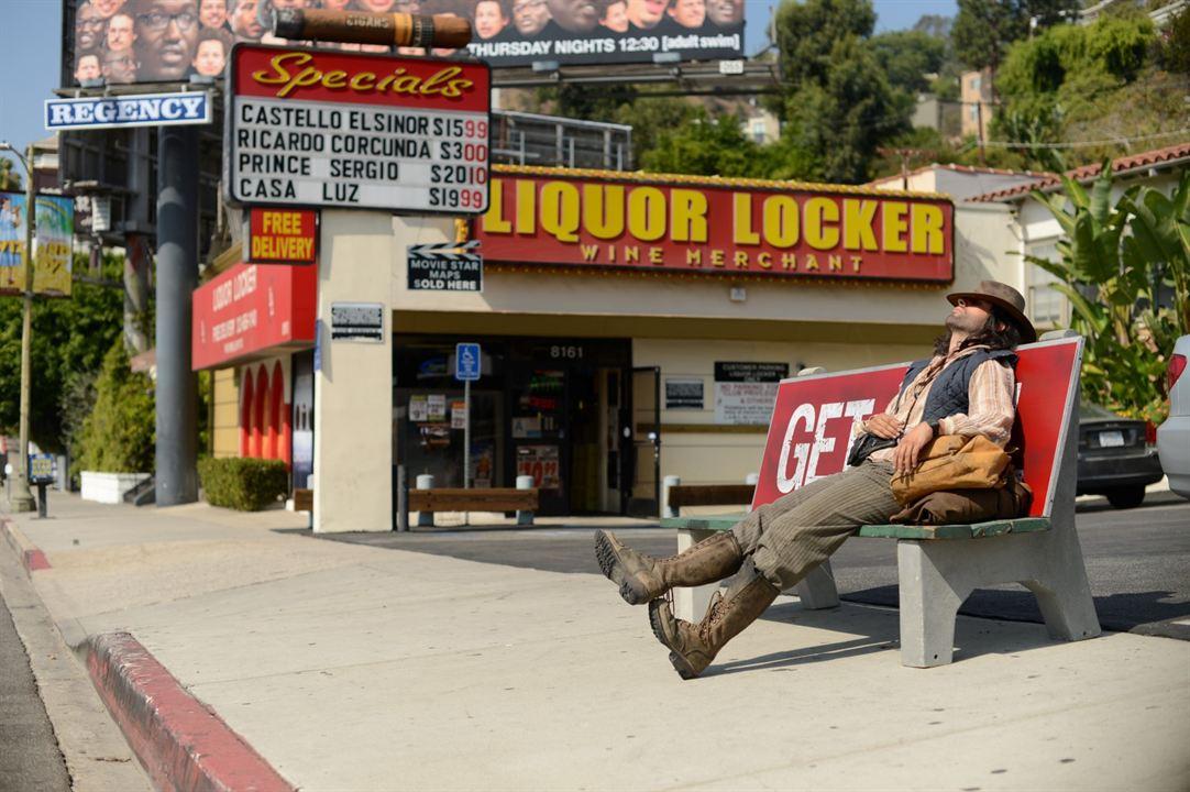 Mojave - Die Wüste kennt kein Erbarmen : Bild Oscar Isaac
