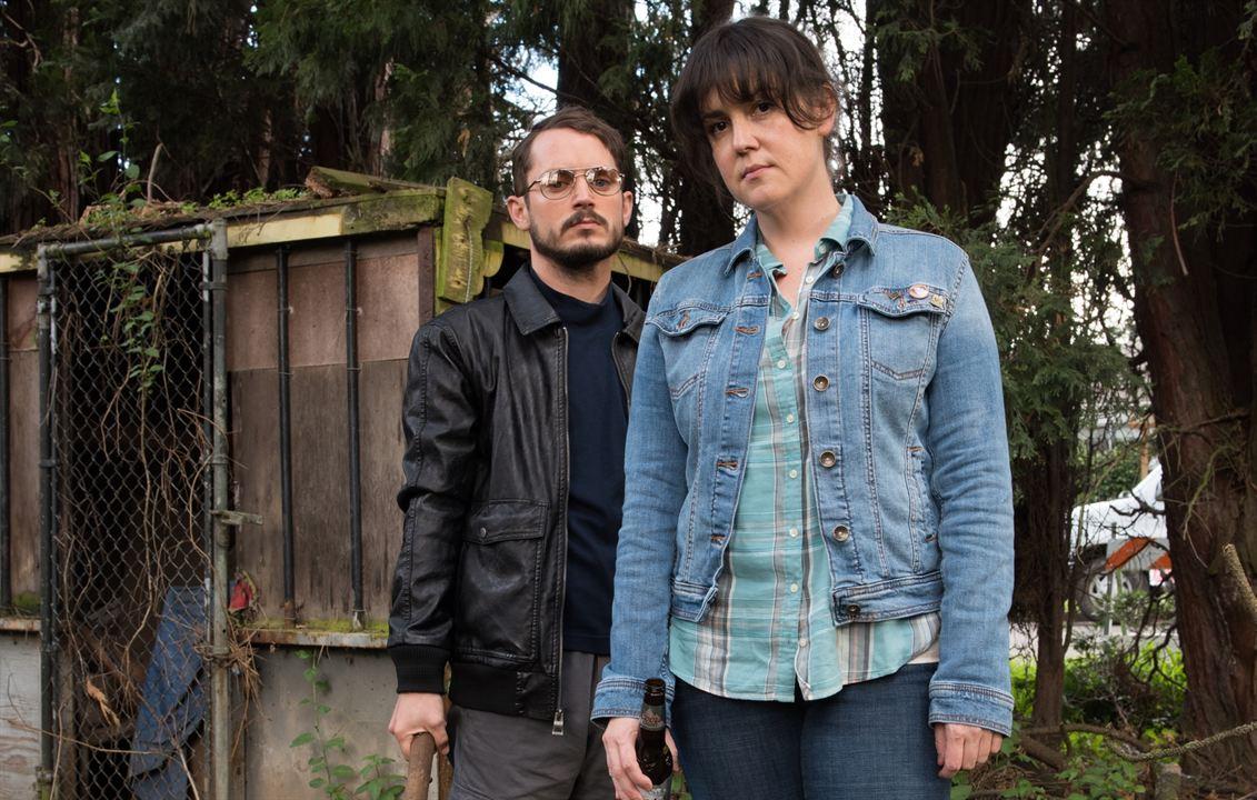 Fremd in der Welt: Elijah Wood, Melanie Lynskey