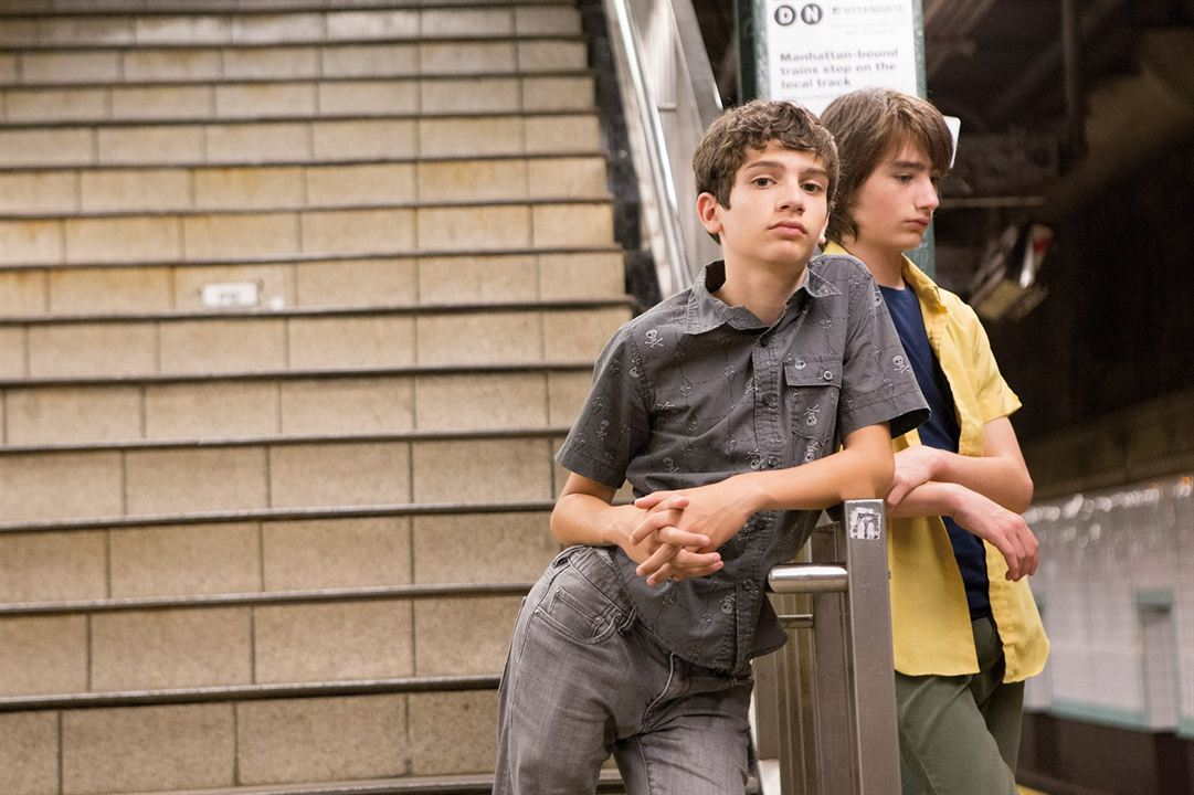 Little Men : Bild Michael Barbieri, Theo Taplitz