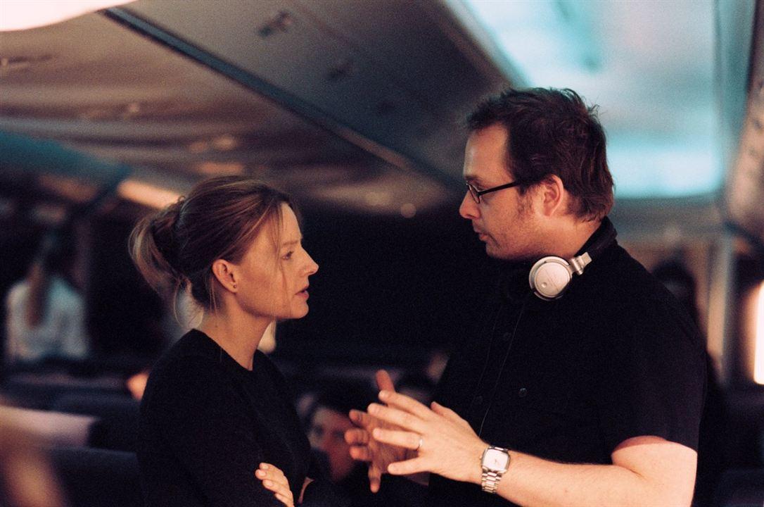 Flightplan : Bild Jodie Foster, Robert Schwentke
