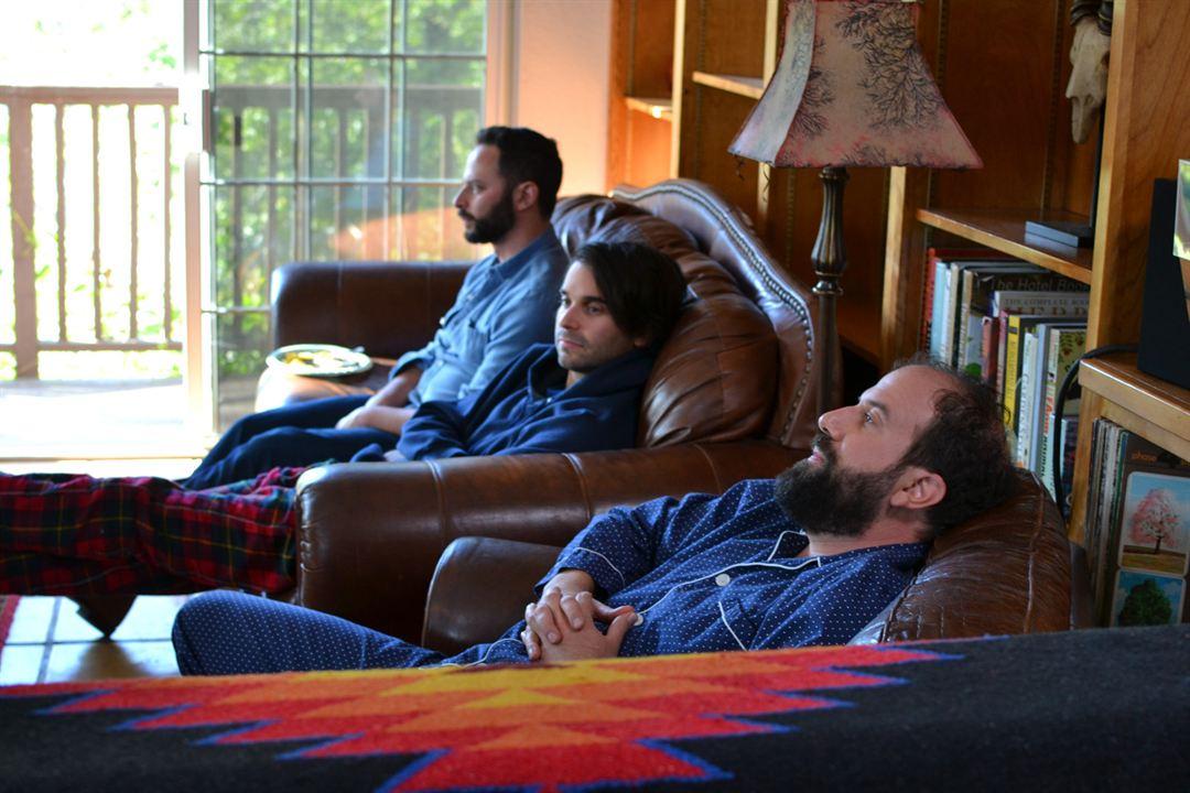 Joshy - Ein voll geiles Wochenende : Bild Alex Ross Perry, Brett Gelman, Nick Kroll