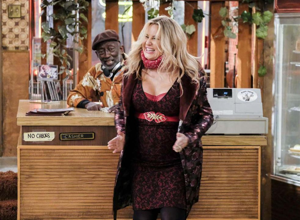 Bild Garrett Morris, Jennifer Coolidge