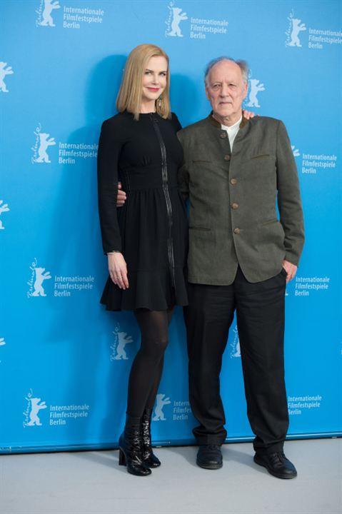 Königin der Wüste : Vignette (magazine) Nicole Kidman, Werner Herzog