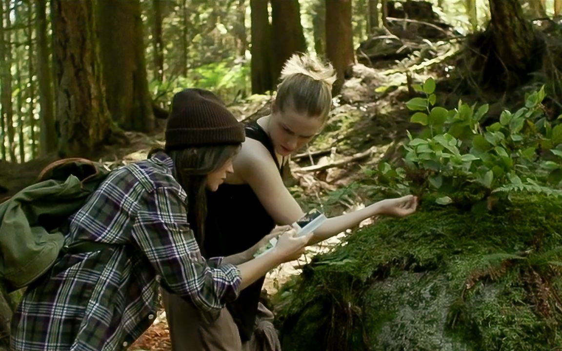 Into The Forest : Bild Ellen Page, Evan Rachel Wood