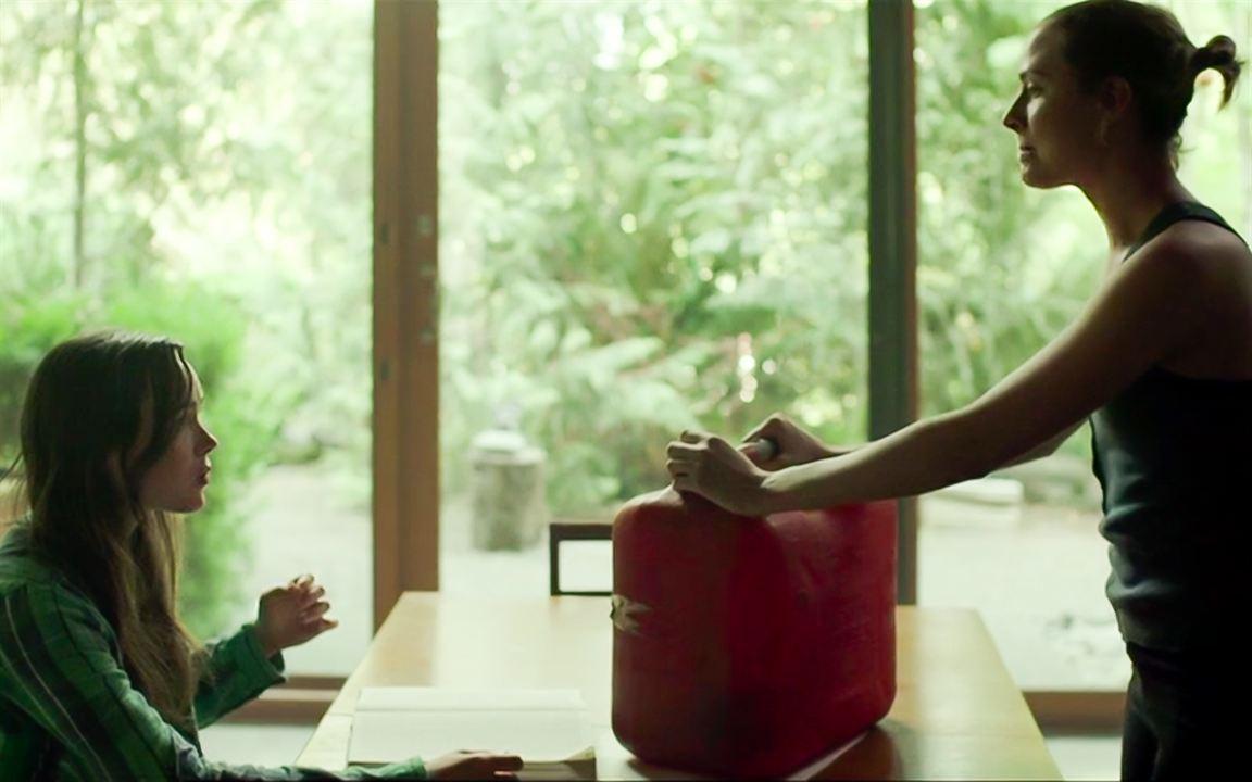 Into The Forest : Bild Ellen Page, Evan Rachel Wood