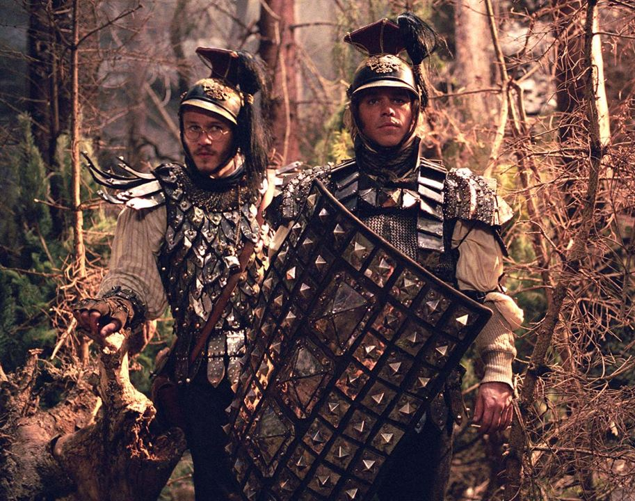 Brothers Grimm : Bild Heath Ledger, Matt Damon