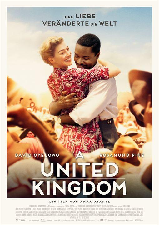 A United Kingdom : Kinoposter