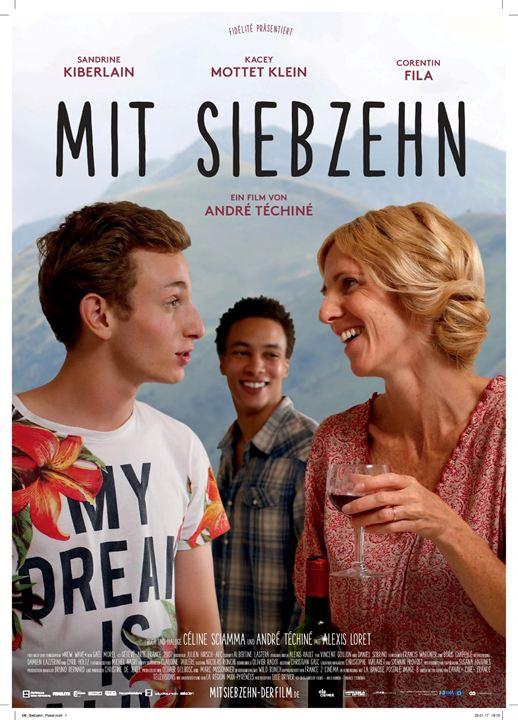 Mit siebzehn : Kinoposter