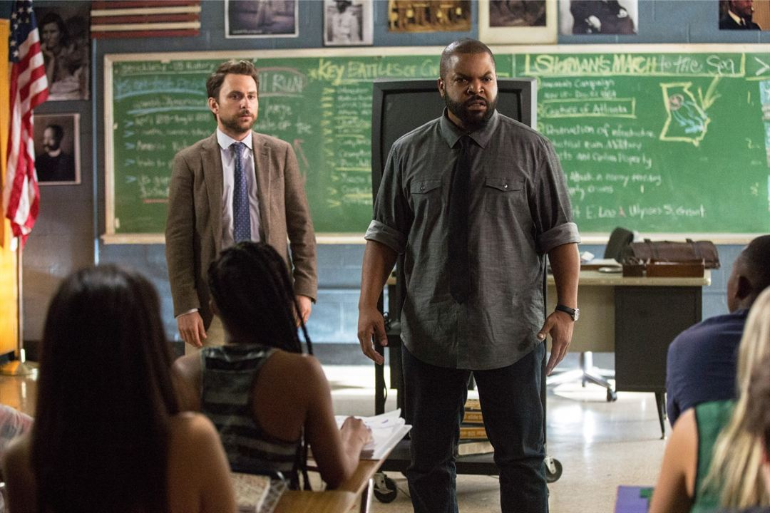 Fist Fight : Bild Charlie Day, Ice Cube