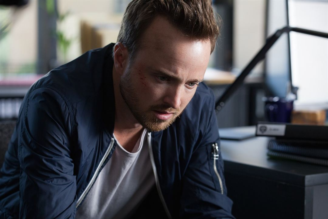 Come and Find Me : Bild Aaron Paul