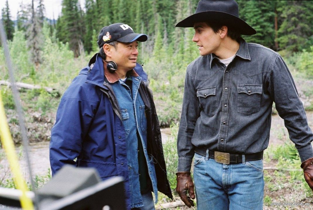 Brokeback Mountain : Bild Ang Lee, Jake Gyllenhaal