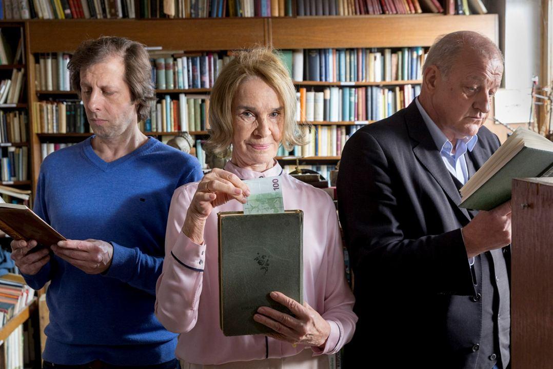 Wilsberg: Der Betreuer : Bild Gudrun Gundelach, Leonard Lansink, Oliver Korittke