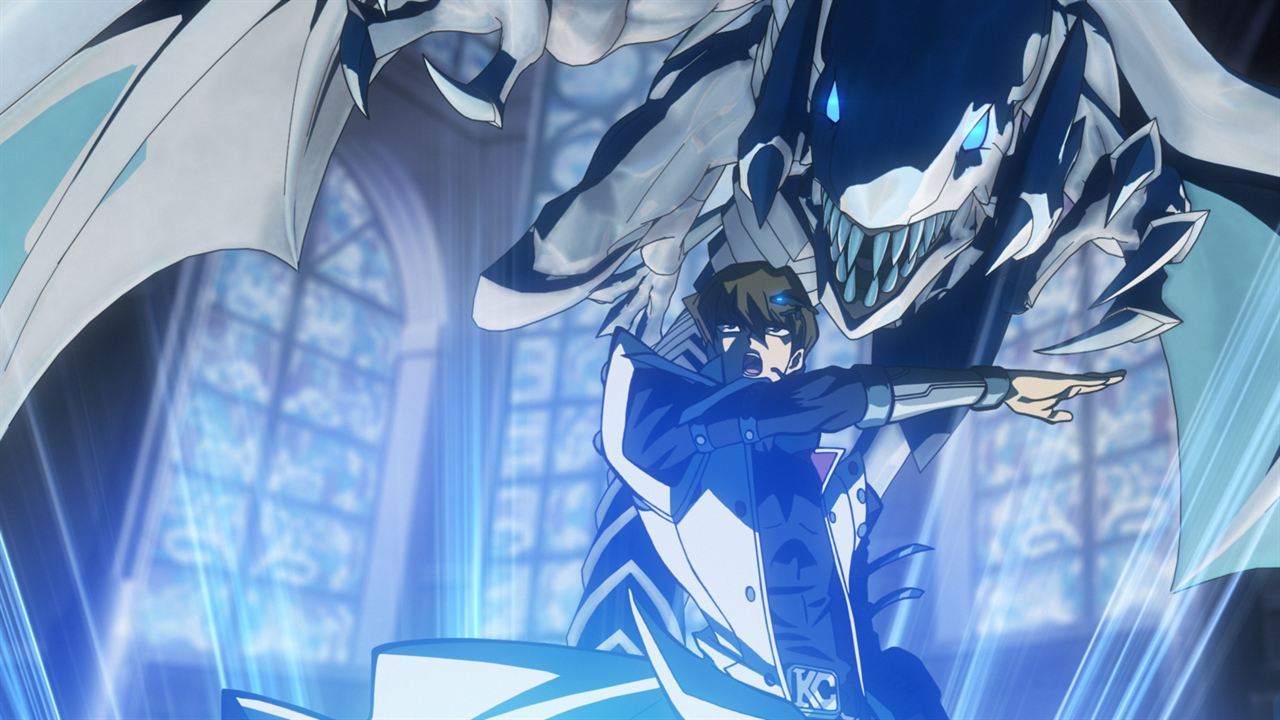 Yu-Gi-Oh! The Dark Side Of Dimensions : Bild