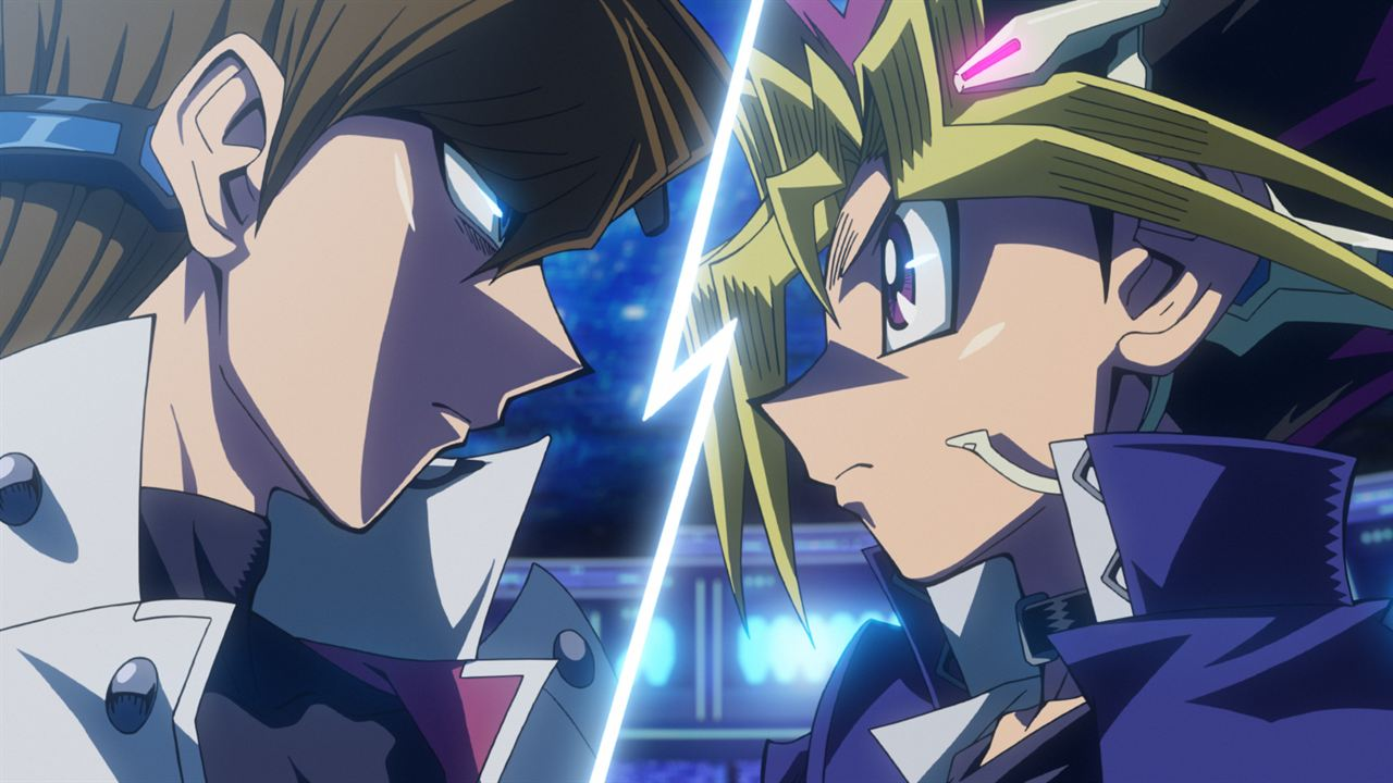 Yu-Gi-Oh! The Dark Side Of Dimensions : Bild