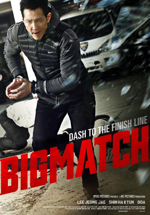 Big Match : Kinoposter