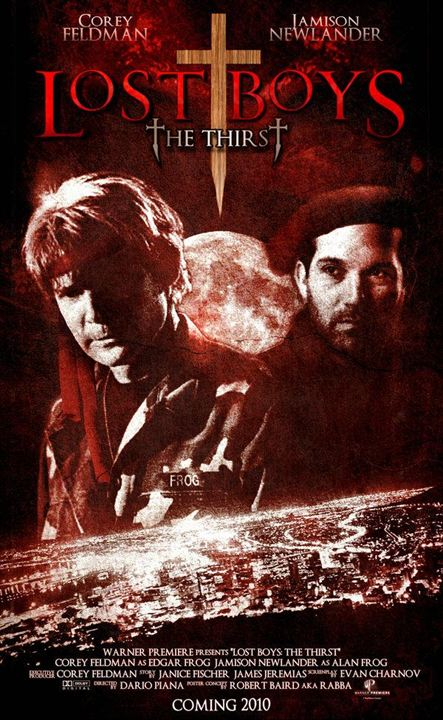 Lost Boys: The Thirst : Kinoposter