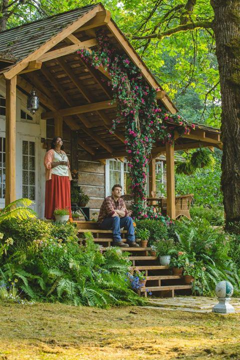 Die Hütte - Ein Wochenende mit Gott : Bild Octavia Spencer, Sam Worthington
