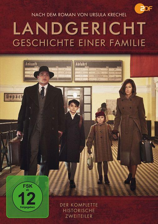 Landgericht - Geschichte einer Familie : Kinoposter