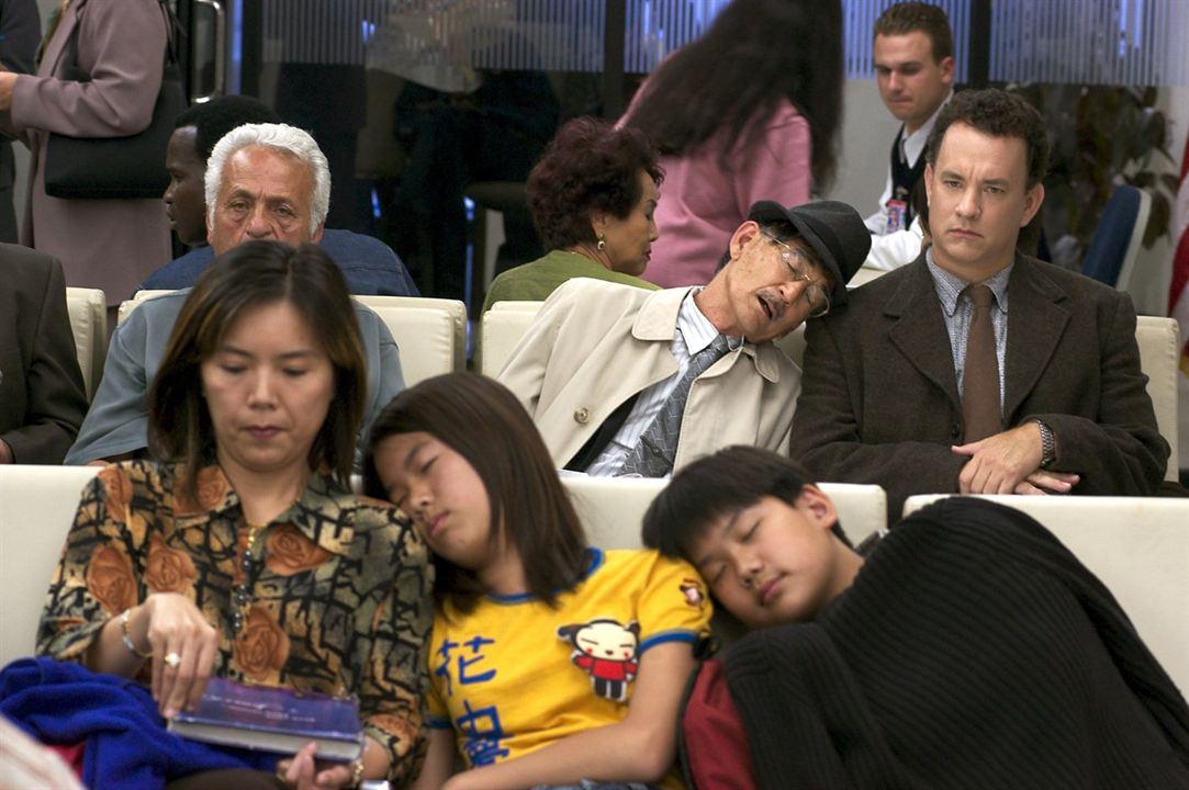 Terminal : Bild Tom Hanks