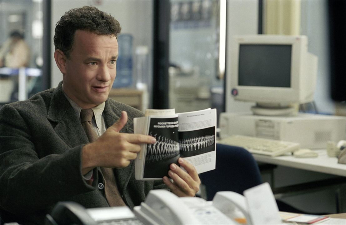 Terminal : Bild Tom Hanks