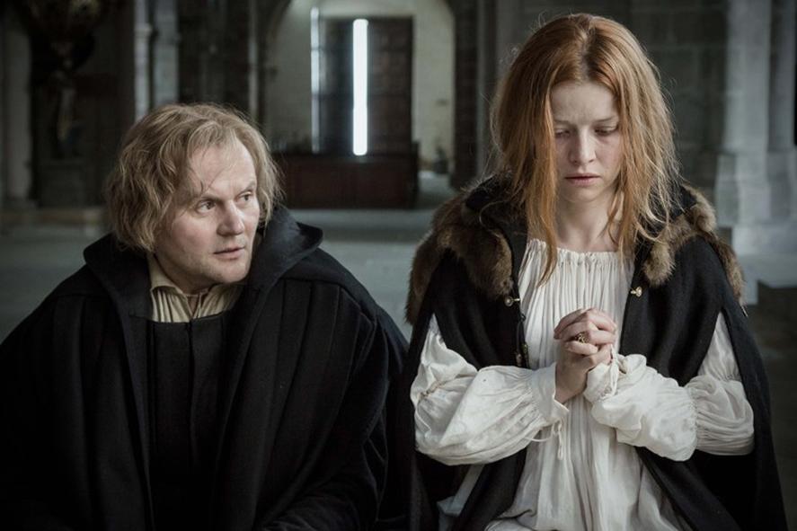 Katharina Luther : Bild Devid Striesow, Karoline Schuch