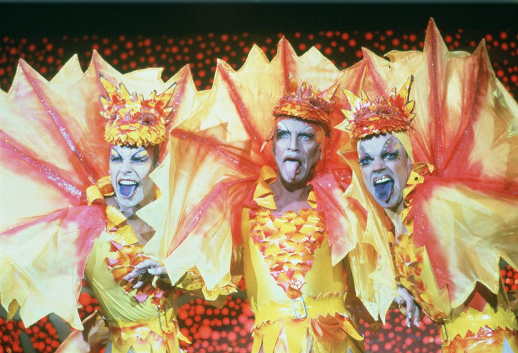 Priscilla - Königin der Wüste : Bild Guy Pearce, Hugo Weaving, Terence Stamp