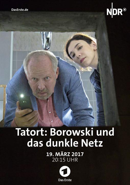 Tatort: Borowski und das dunkle Netz : Kinoposter