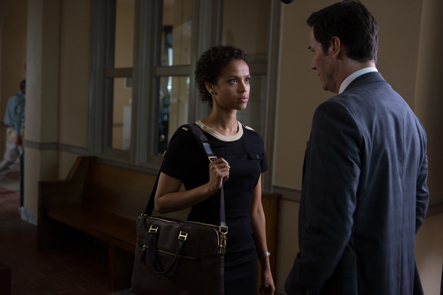 The Whole Truth - Lügenspiel : Bild Gugu Mbatha-Raw, Keanu Reeves