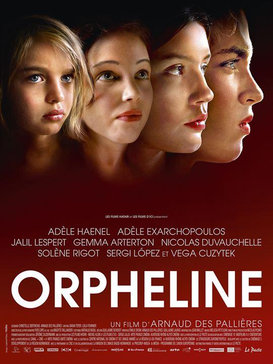 Orpheline : Kinoposter