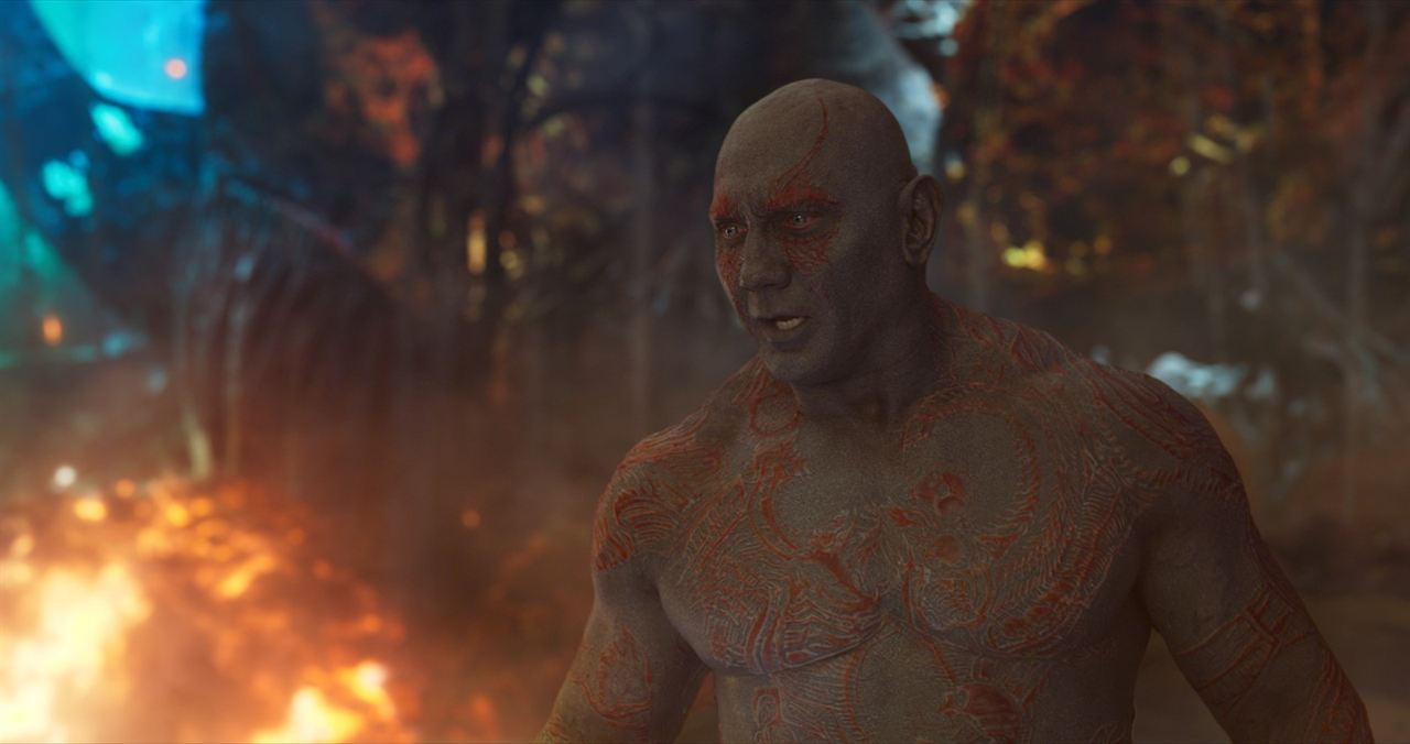 Guardians Of The Galaxy Vol. 2 : Bild Dave Bautista