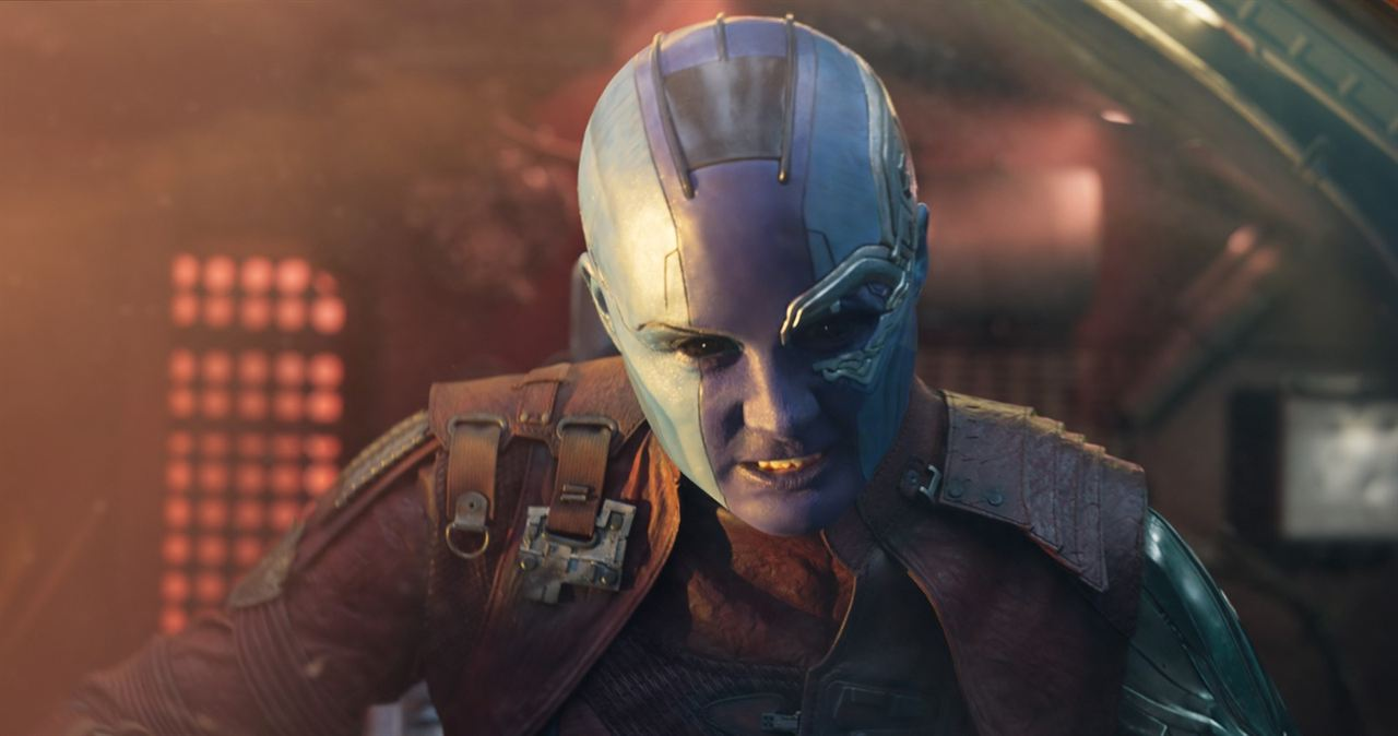 Guardians Of The Galaxy Vol. 2 : Bild Karen Gillan