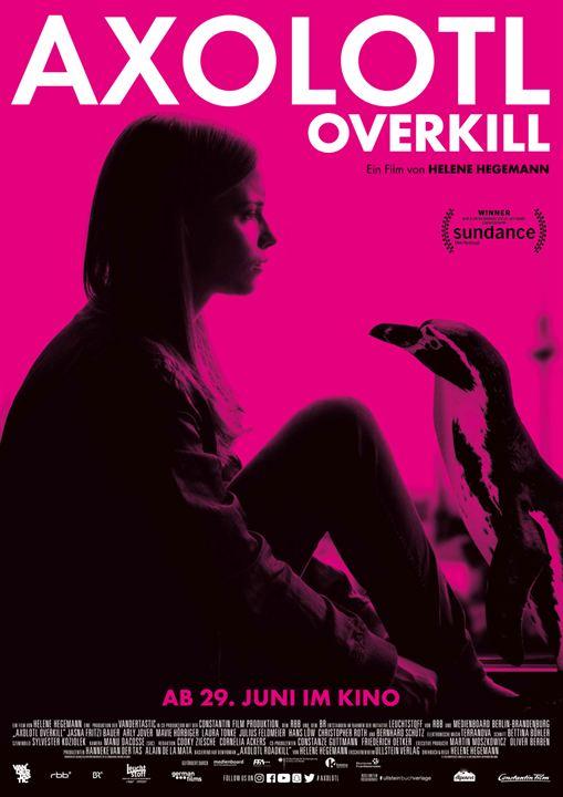 Axolotl Overkill : Kinoposter