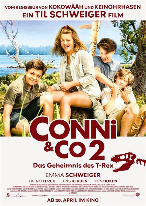 Conni & Co 2 - Das Geheimnis des T-Rex : Kinoposter