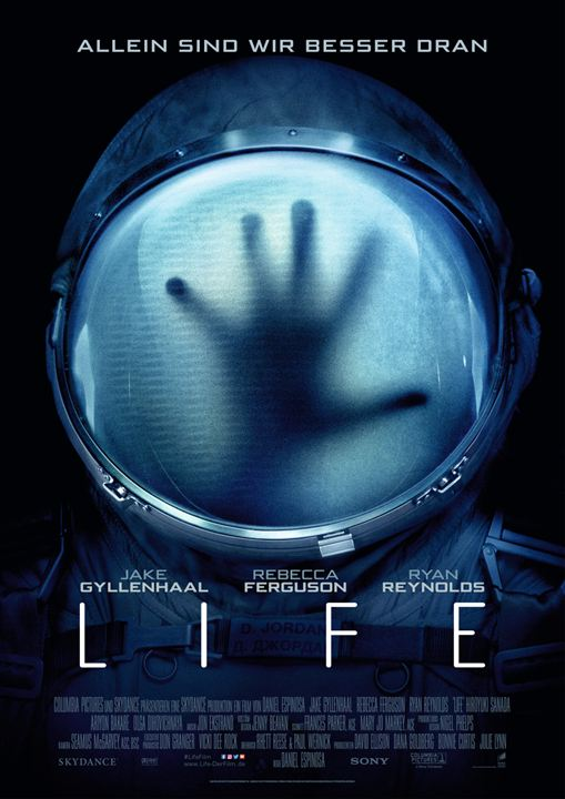 Life : Kinoposter