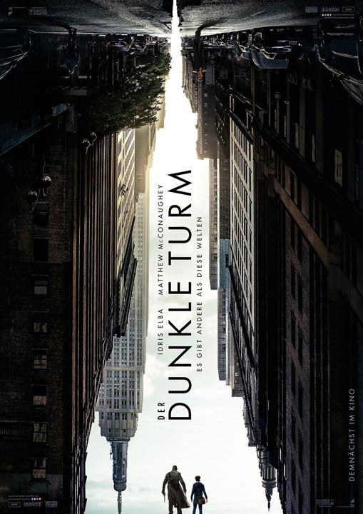 Der dunkle Turm : Kinoposter
