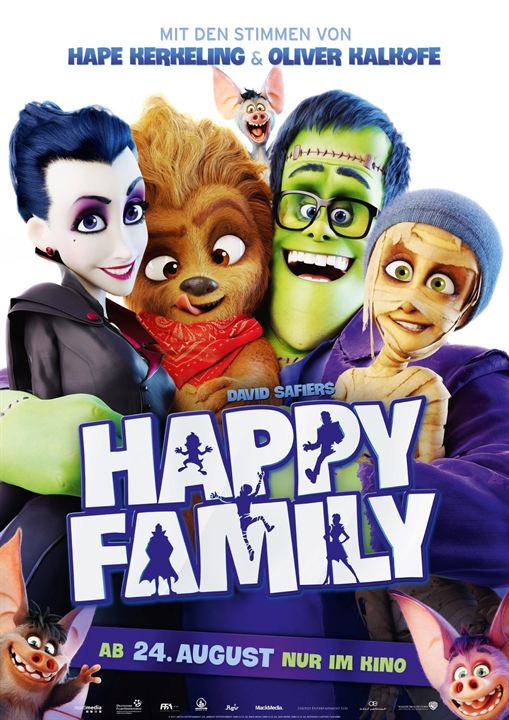 Happy Family : Kinoposter