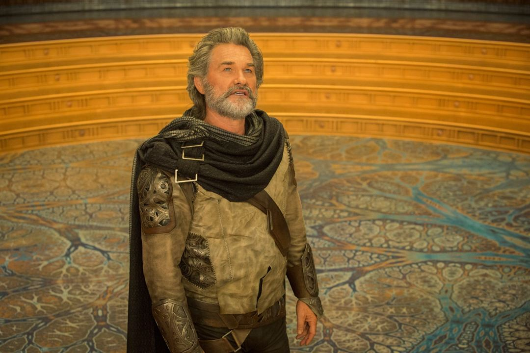 Guardians Of The Galaxy Vol. 2 : Bild Kurt Russell