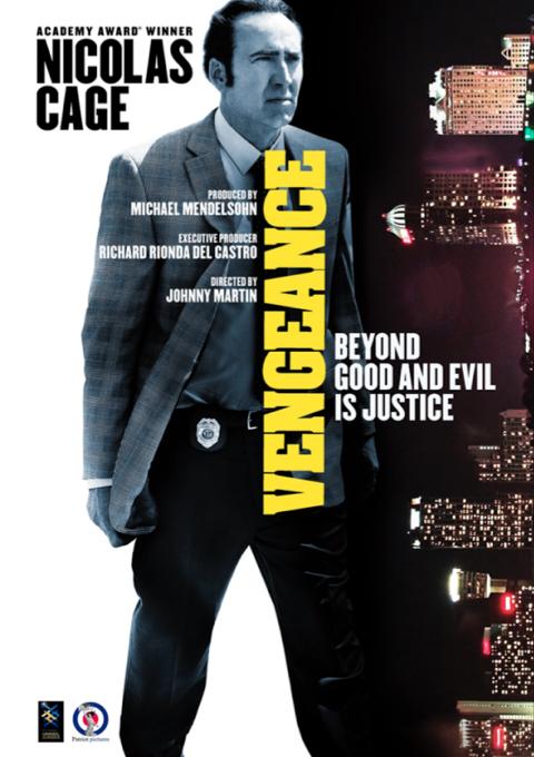 Poster Zum Vengeance Pfad Der Vergeltung Bild 3 Filmstartsde